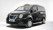 Nissan e-NV200 London Taxi