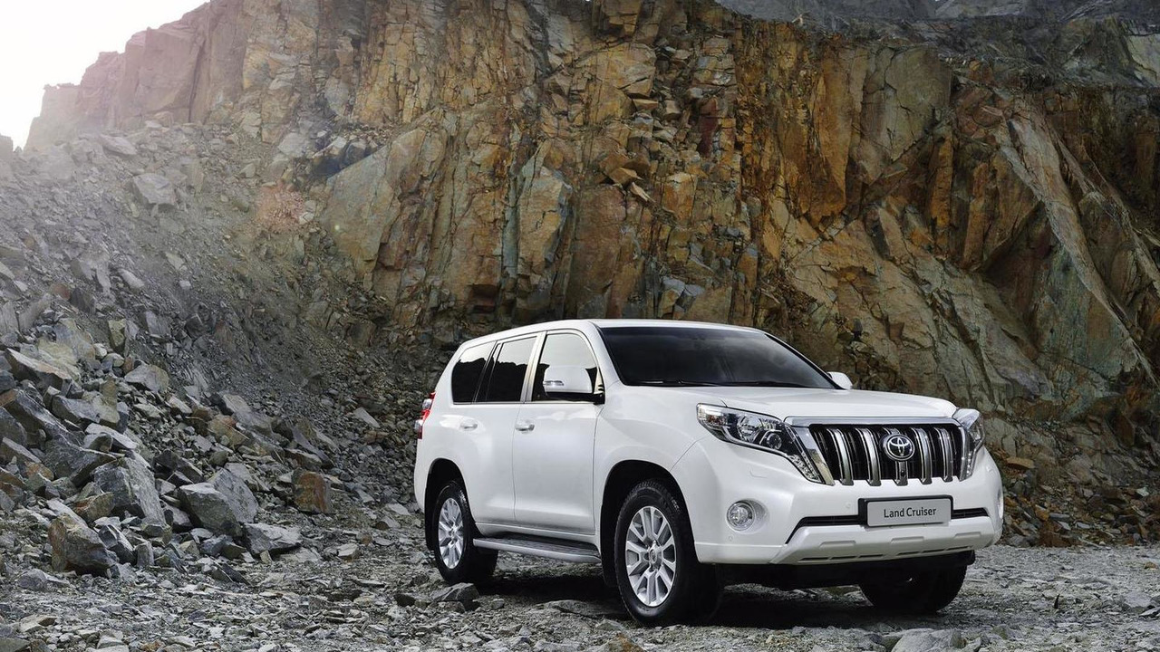 2013 Toyota Land Cruiser Prado 26.8.2013