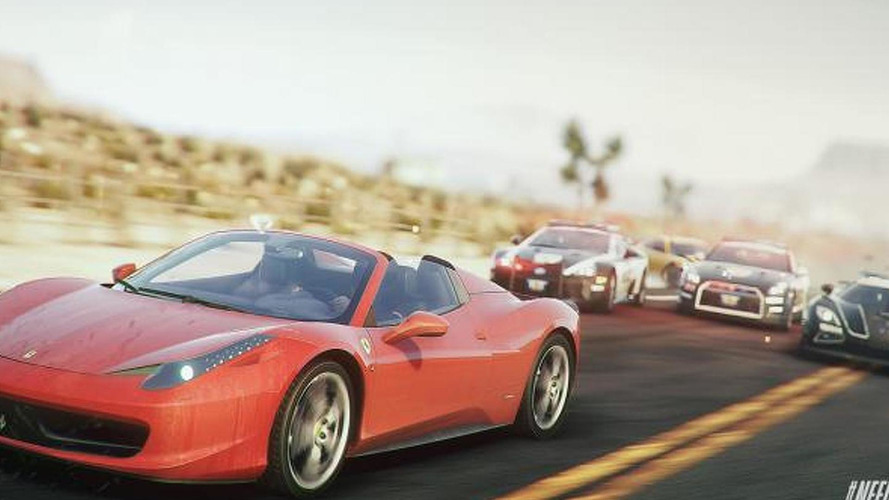 Ferrari's return for Need for Speed: Rivals is wallpaper heaven