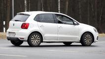 Volkswagen Polo facelift spy photo
