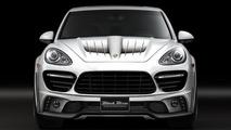 Wald International Porsche Cayenne Turbo Black Bison Edition 29.10.2013