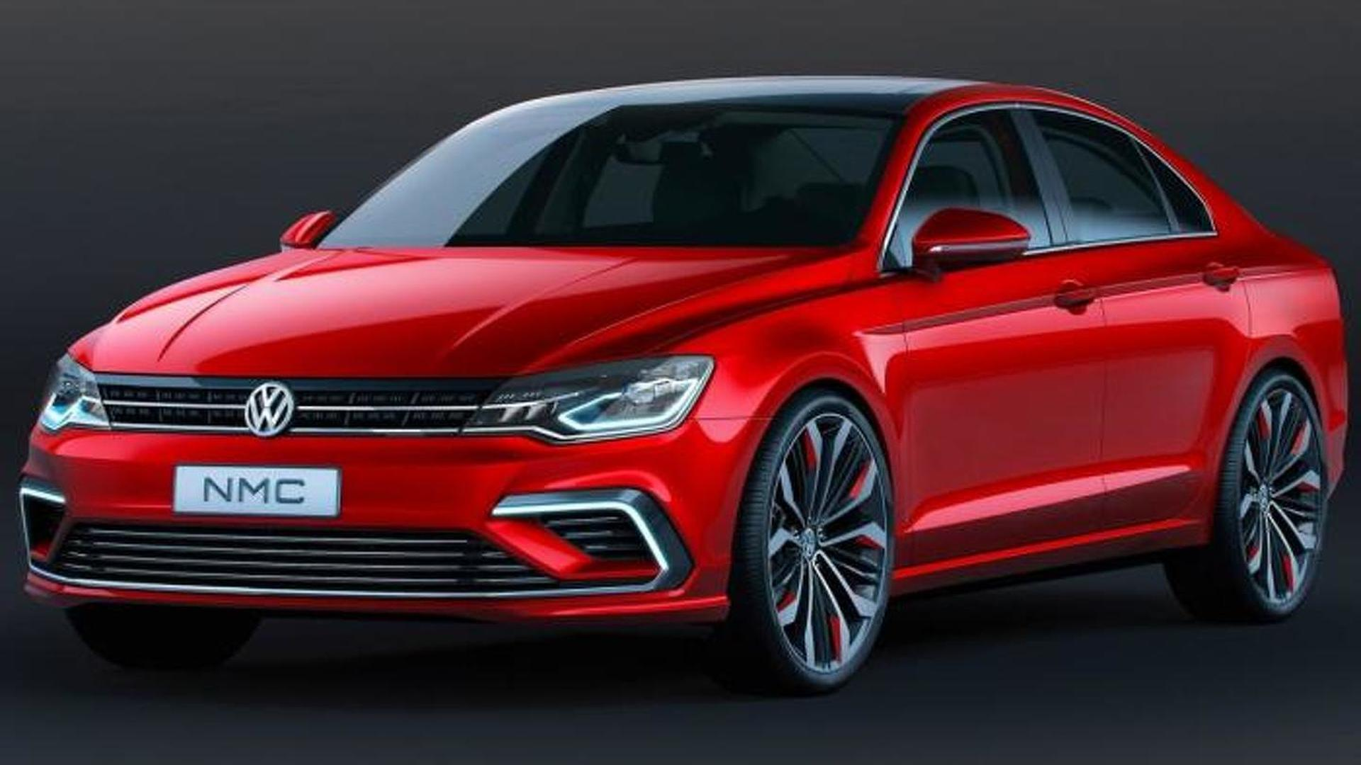 Next Gen Volkswagen Jetta To Get Sedan Wagon Alltrack And Coupe