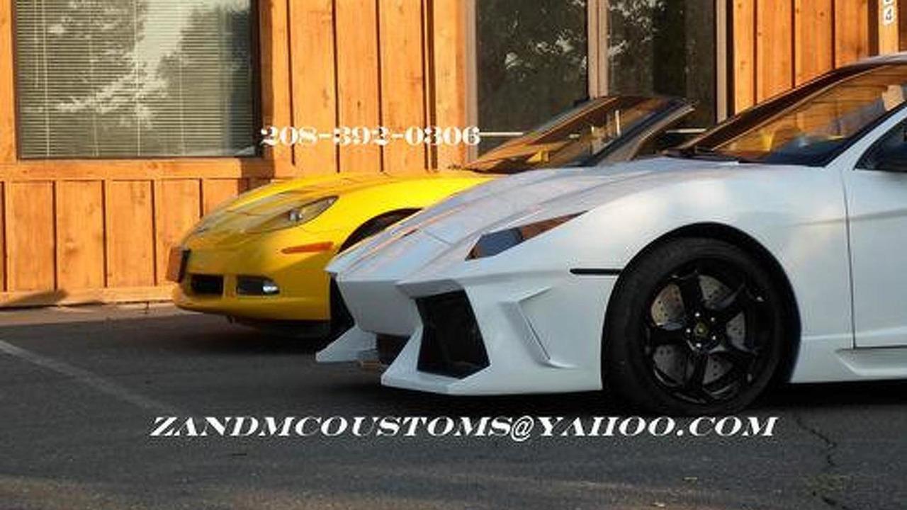 Lamborghini Aventador Replica For Sale On Ebay Video Motor1 Com