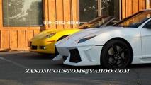 Lamborghini Aventador replica