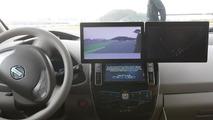 Nissan Autonomous Emergency Steering System 17.10.2012