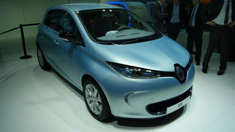 Renault Zoe range extended by 30 km to 240 km