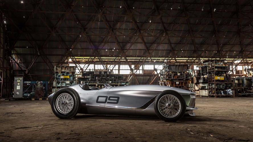 VIDÉO - L'Infiniti Prototype 9 roule, et c'est encore mieux !