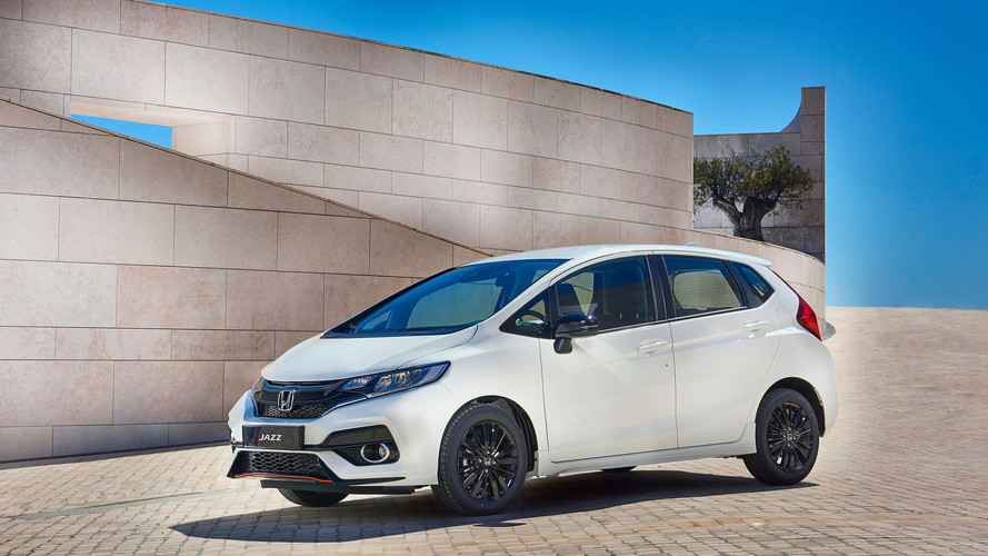 Honda Jazz 2018 (Fit) - Europa