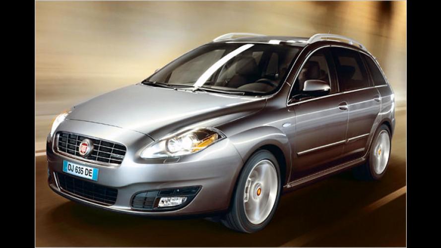Fiat Croma: Facelift für den italienischen Familien-Kombi