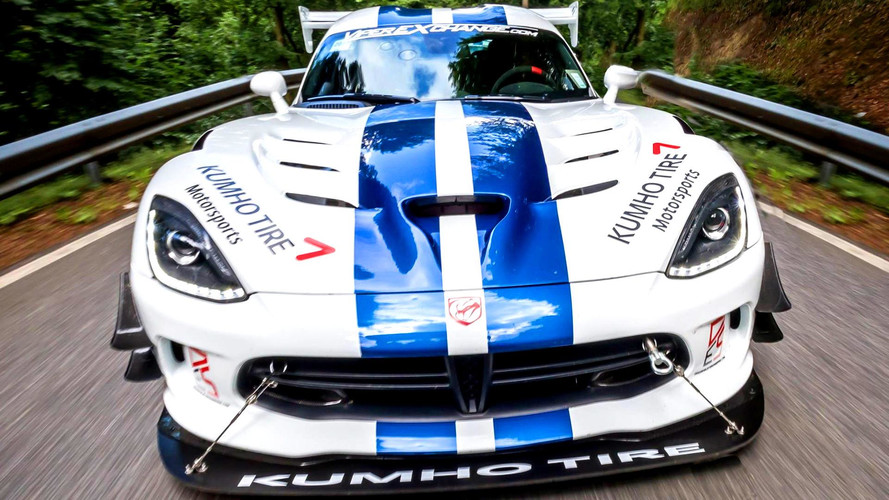 Dodge Viper ACR Nürburgring