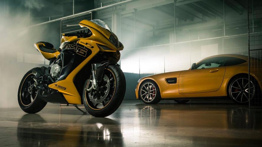 Mercedes-AMG et MV Agusta