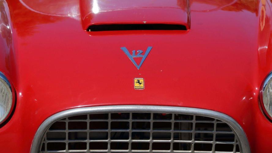 'Baby Ferrari' Bimbo 1956 Kart Réplica