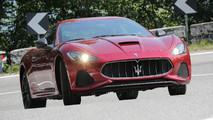 Primera prueba Maserati GranTurismo 2018