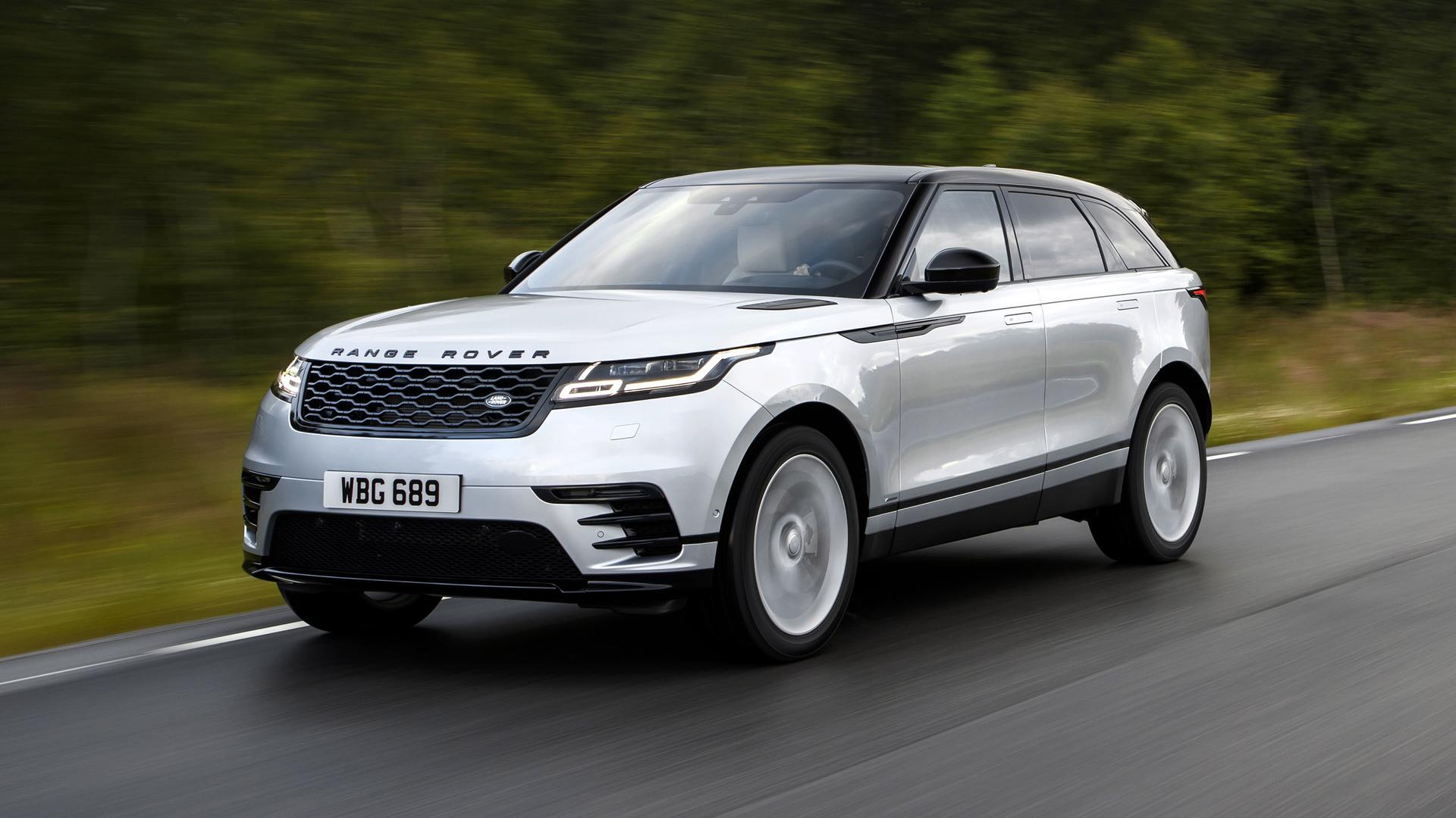 2018 Land Rover Range Rover Velar First Drive Two