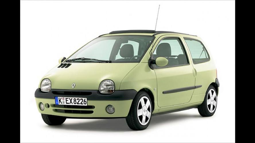 Renault Twingo Toujours mit Servo und Schiebedach