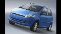 China-Hybridfahrzeuge