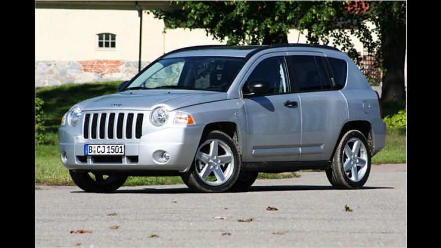Jeep Compass (2006): Neues Kompakt-SUV im Test