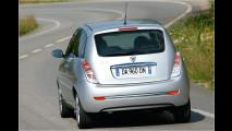 Facelift für Lancia Ypsilon