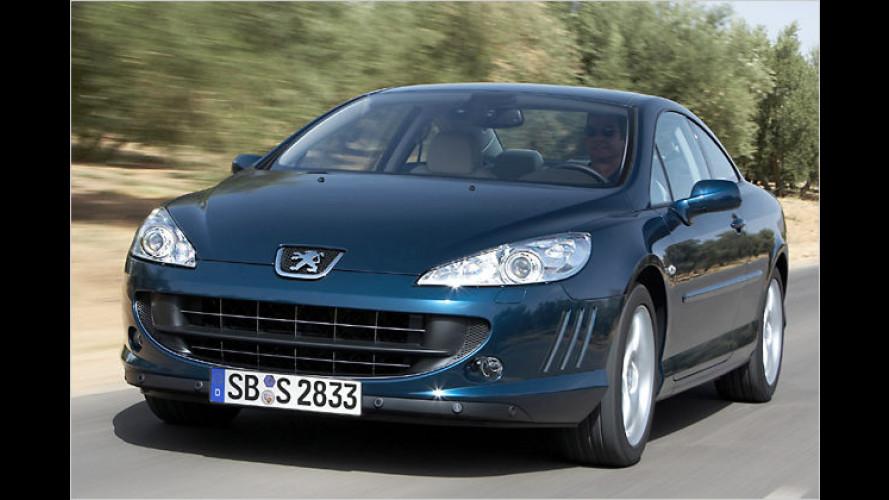 Peugeot feiert sieben Jahre Rußpartikelfiltersystem FAP
