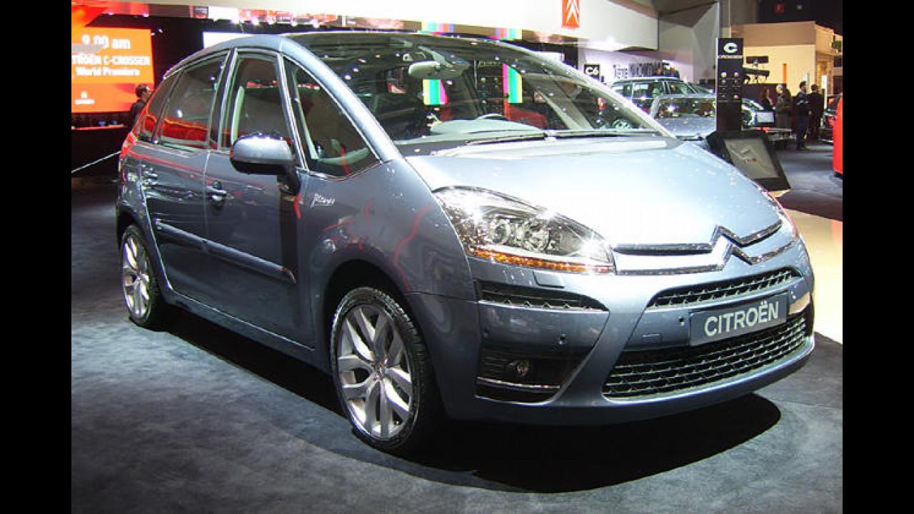 Citroën C4 Picasso Fünfsitzer