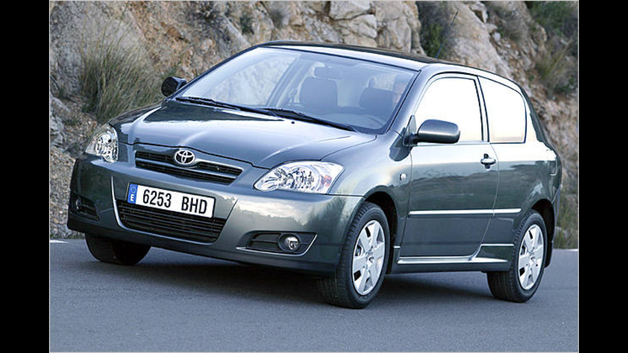 Toyota Corolla 1.4 3-türig