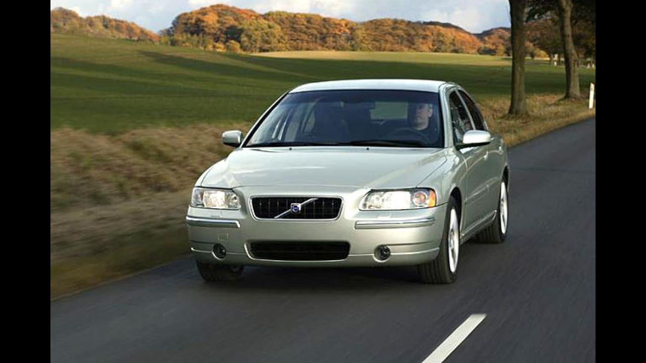 Volvo poliert die Mittelklasse