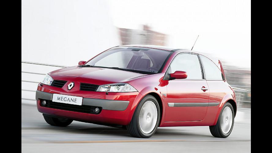 Renault: Ausstattungen bei Mégane-Familie umgekrempelt