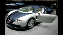 Endspurt: Bugatti Veyron