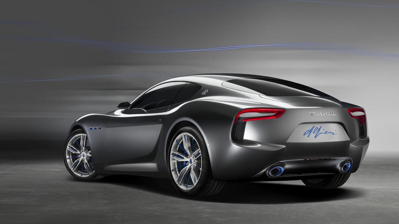 2020 Maserati Alfieris Spesification