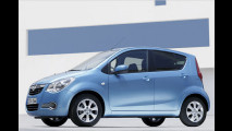 Opel Agila: Die Preise