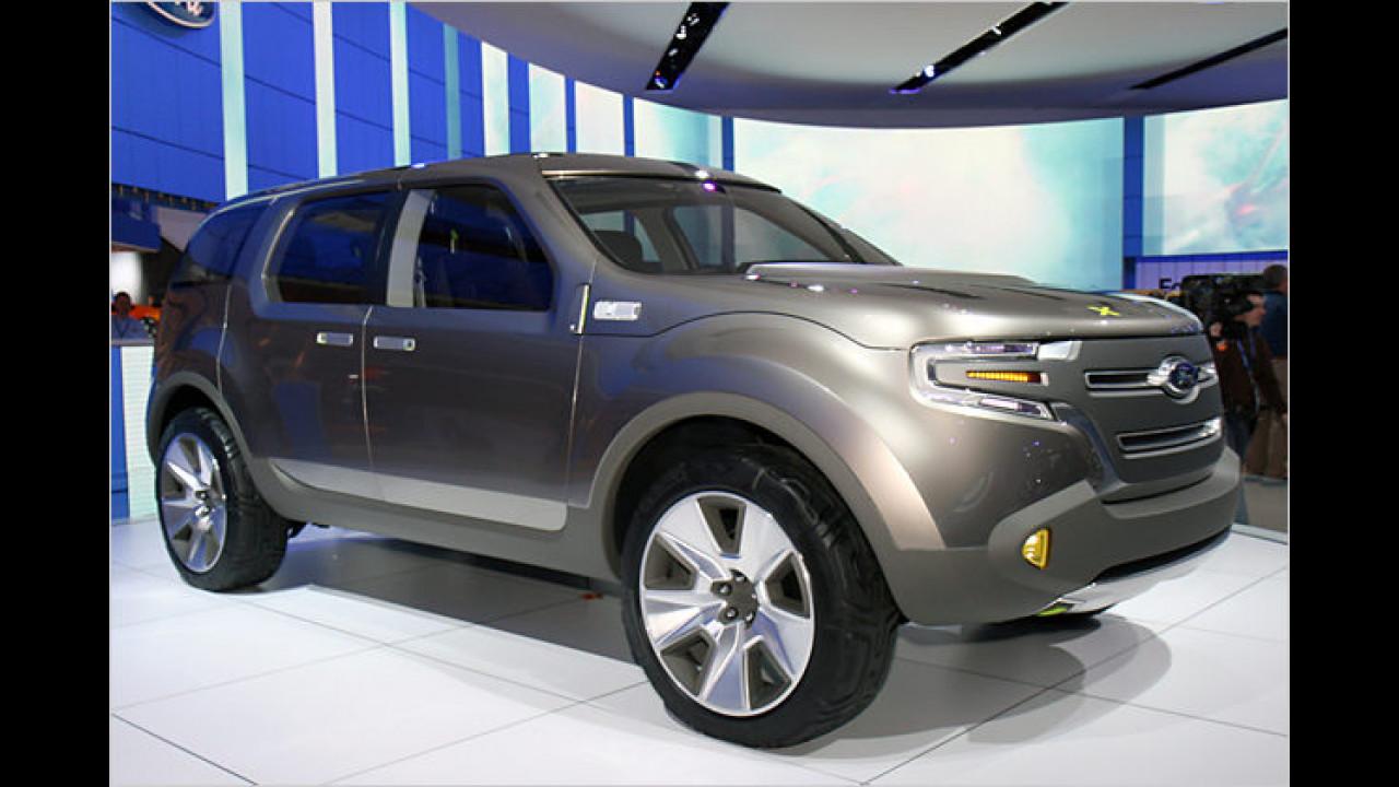 Ford Explorer America