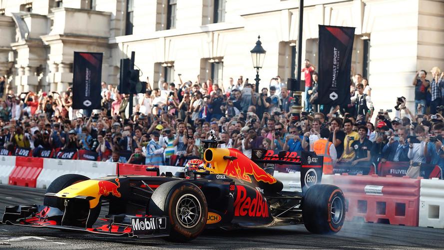 Exhibición F1 Live Londres 2017: todas las fotos
