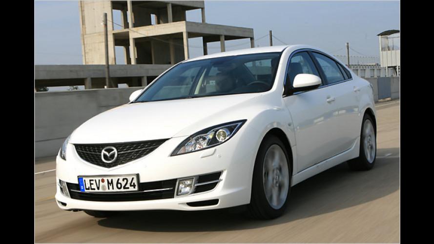 Familien-Dynamik: Der neue Mazda 6 im Test