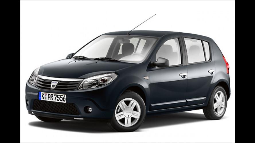 Der neue Dacia Sandero: Kompakte Schräghecklimousine