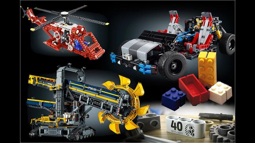 40 Jahre Lego Technic