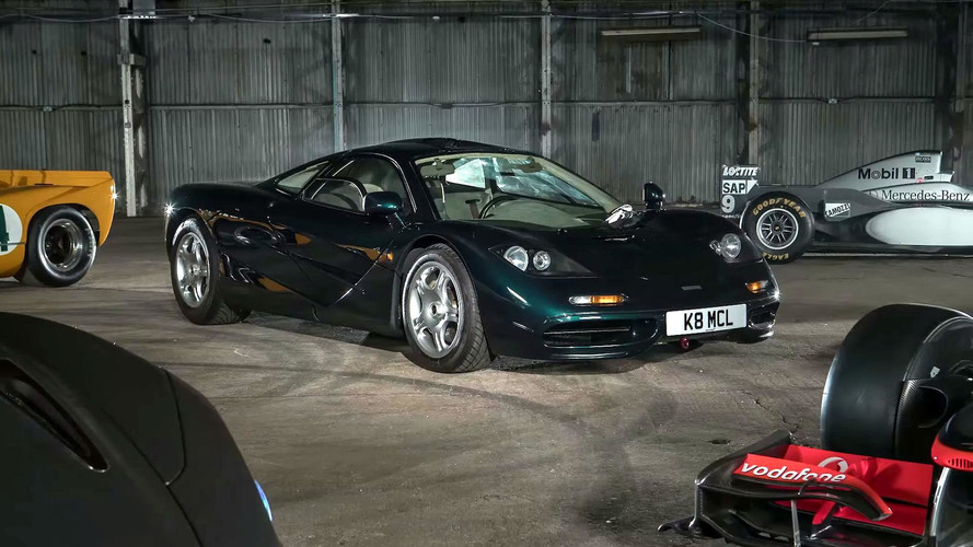 Gordon Murray Talks About Designing The Legendary McLaren F1