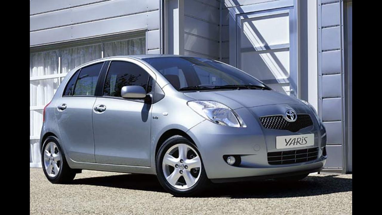Toyota Yaris noch cooler