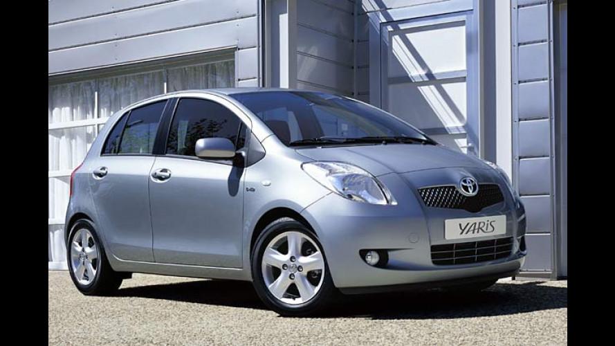 Toyota Yaris: Mehr Motoren für Cool und mehr Extras für Sol