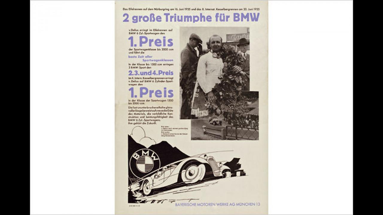 BMW-Rennerfolge