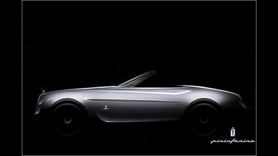 Pininfarina Hyperion: Rolls-Royce im Maßanzug