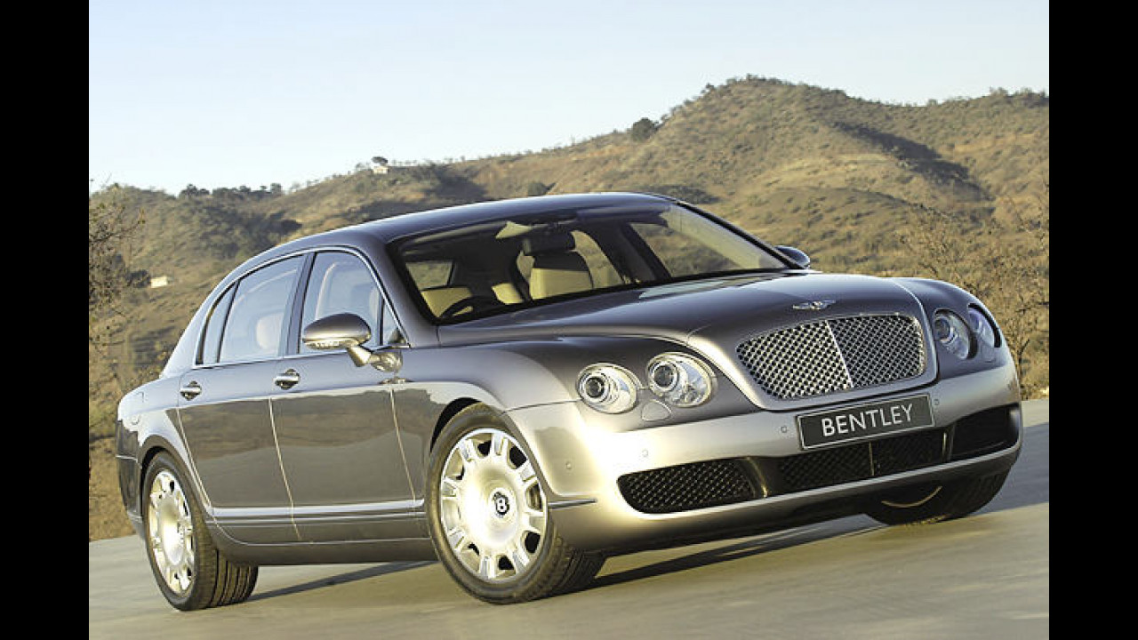 Angebot: Bentley Continental Flying Spur