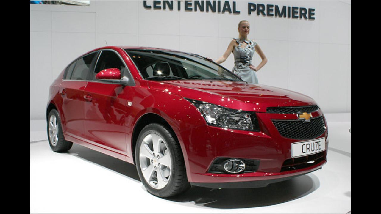 Chevrolet Cruze Schrägheck