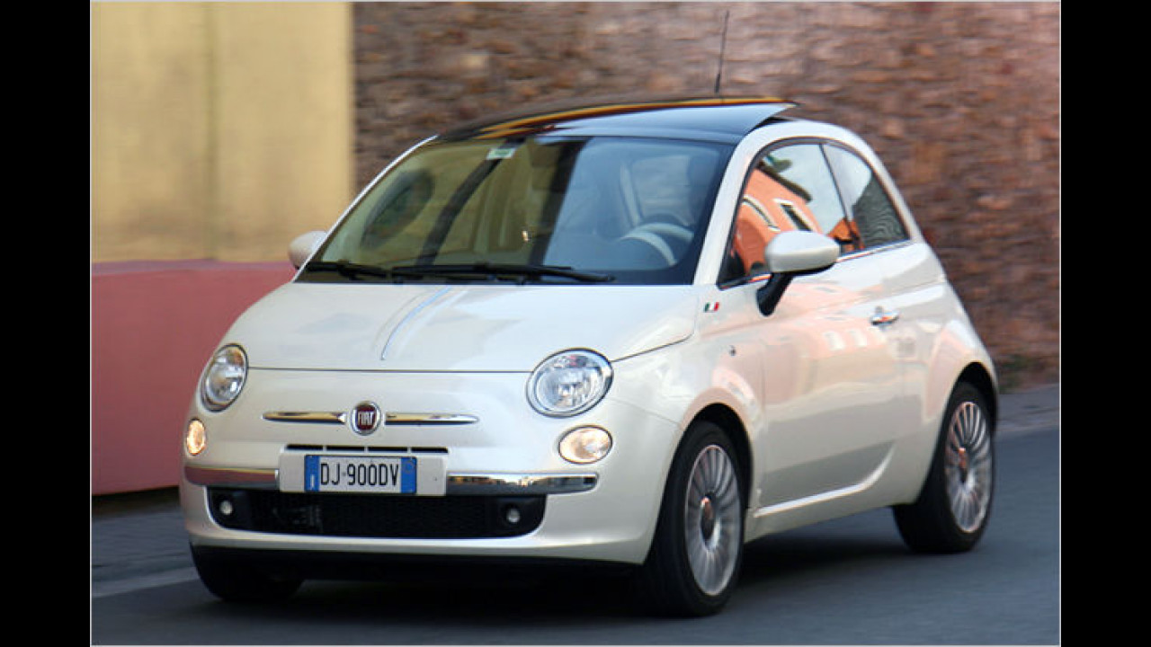 Fiat 500 1.2 8V Pop Dualogic