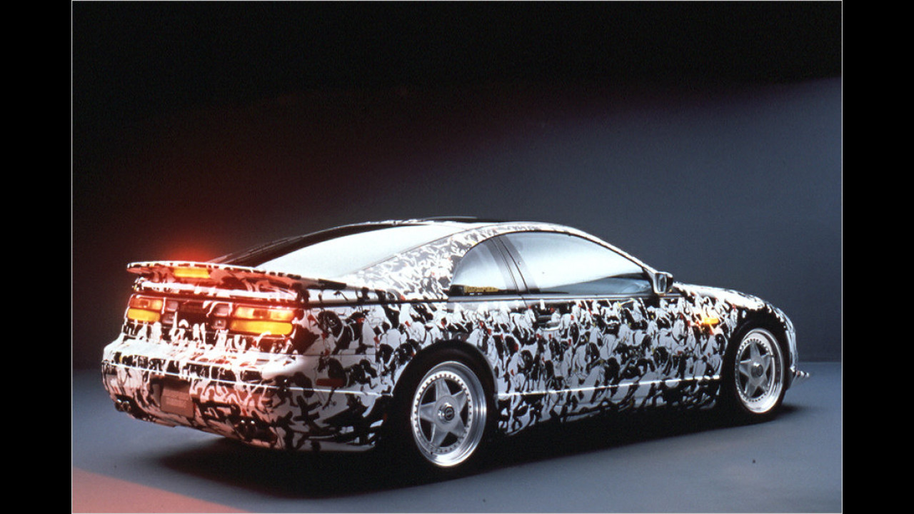 Nissan 300 ZX Speed-Art (1992)