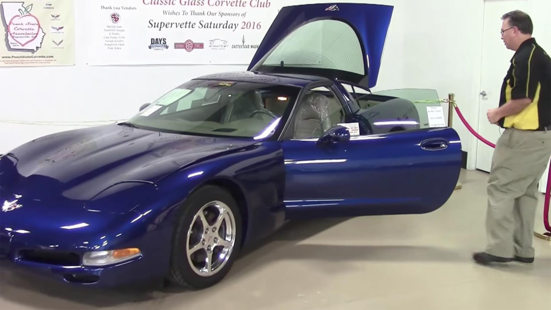 Corvette C5 For Sale >> Why Is This Lame Automatic C5 Corvette Being Sold For 1m