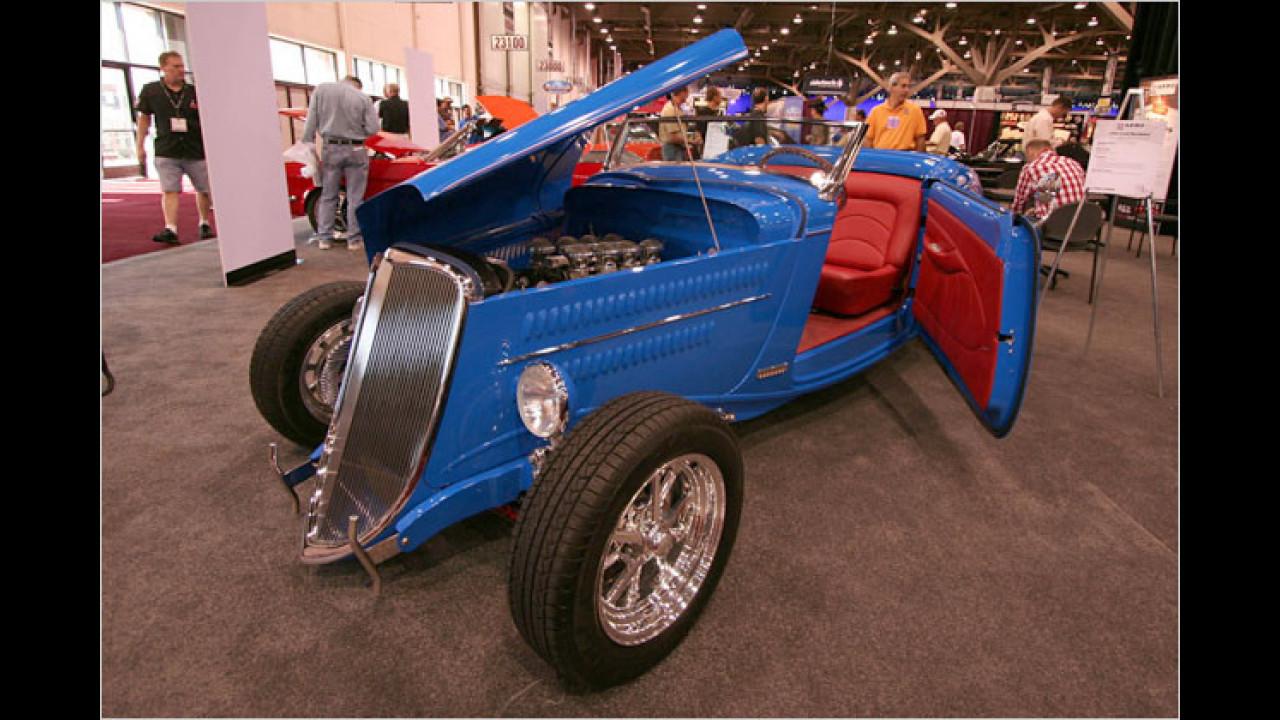 1933 Ford V8 Roadster