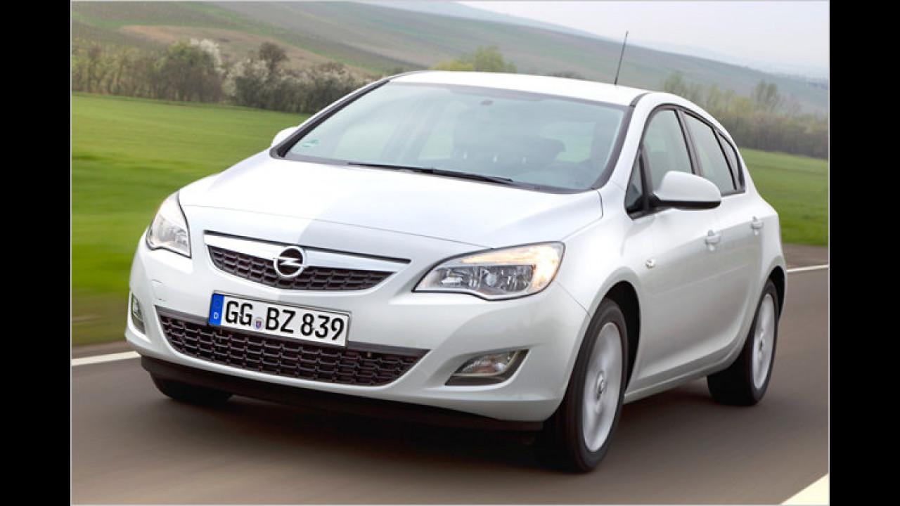 Sauber-Opel zu haben