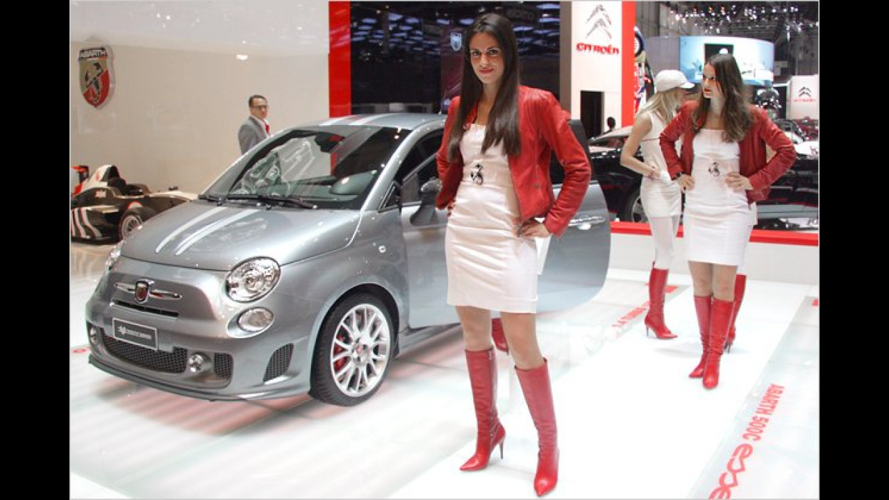 Irgendwie haben wir es gewusst ... dass die Fiat-Gruppe wieder die Rotstiefelchen mitbringt