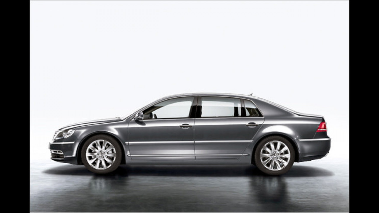 2021 VW Phaeton Pricing