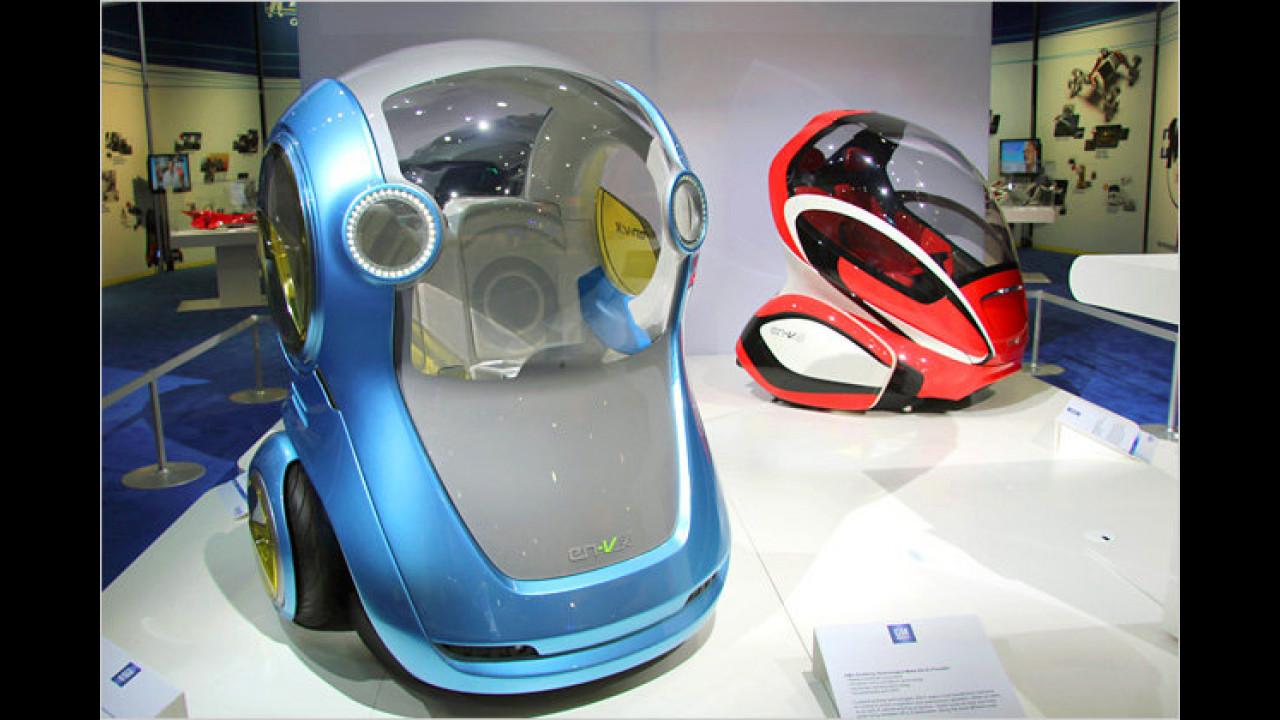 Chevrolet EN-V Concept